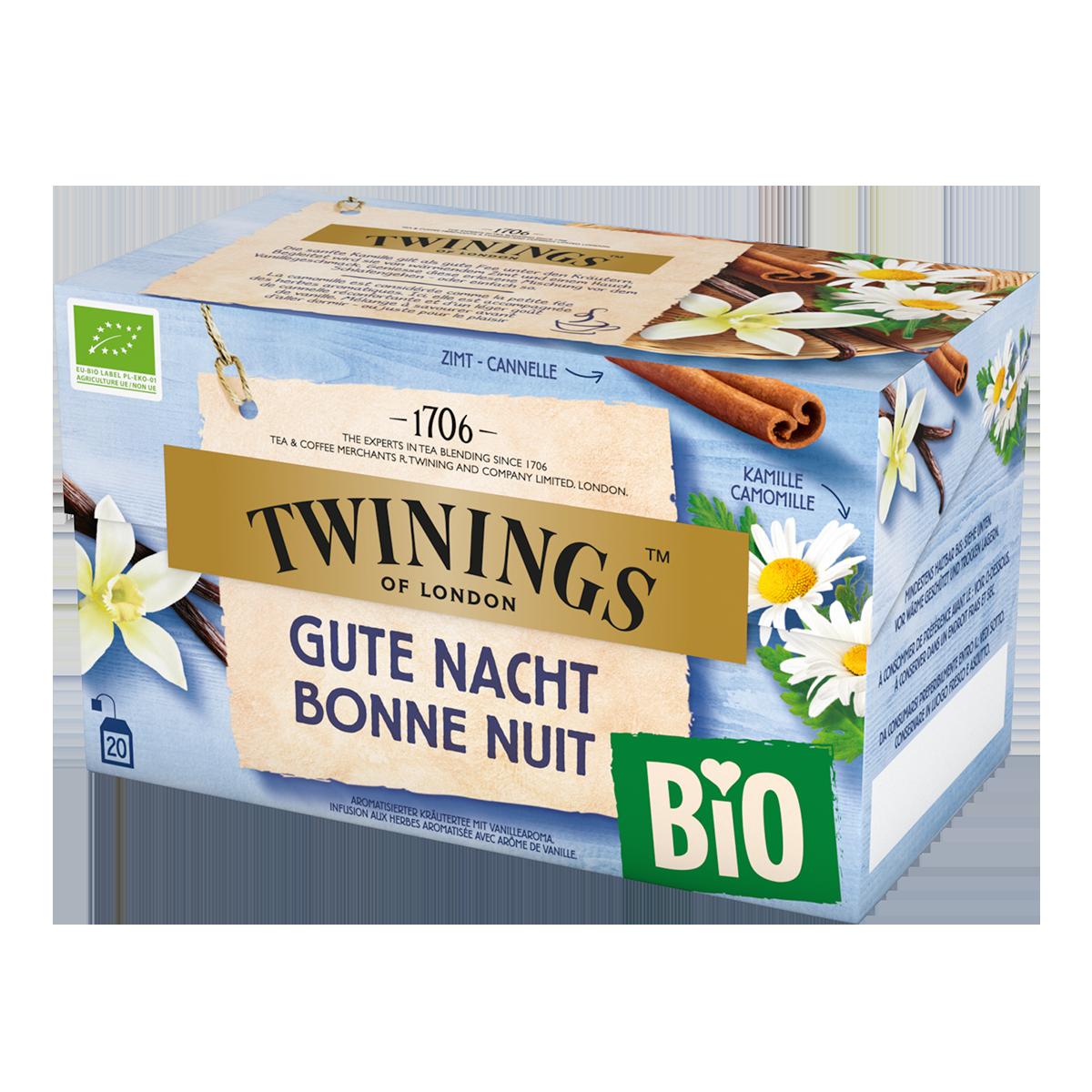Twinings Bio Gute Nacht 34g