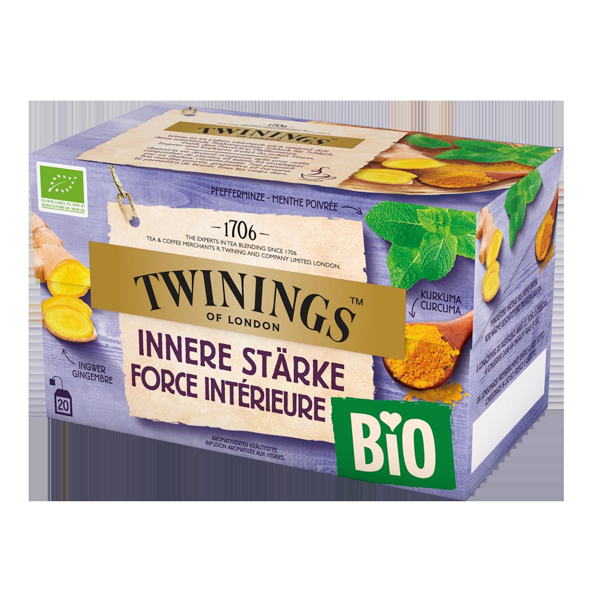 Twinings Bio Force Interieure 40g