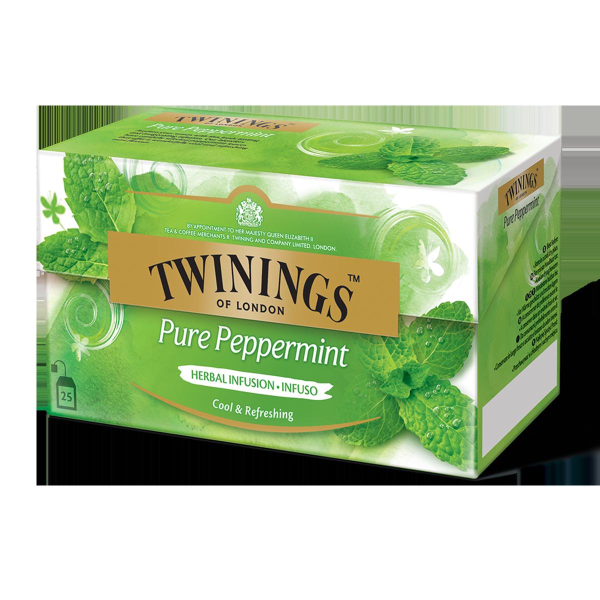 Twinings Menthe 25 x 2 g