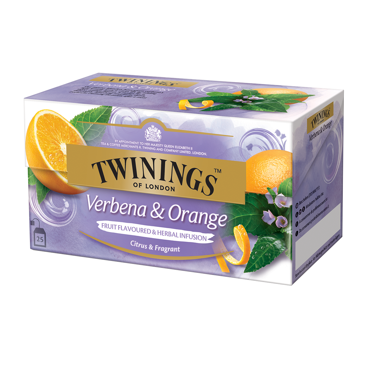 Twinings Eisenkraut & Orange 25 x 1.5 g