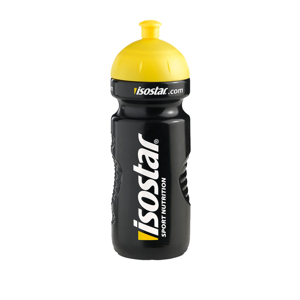 Isostar Gourde de 650 ml jaune 1 Stk.