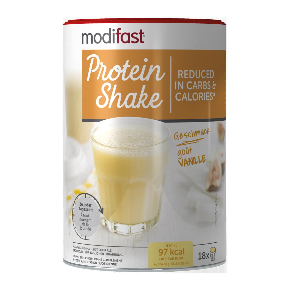 Modifast Protein Shake Vanille 540 g