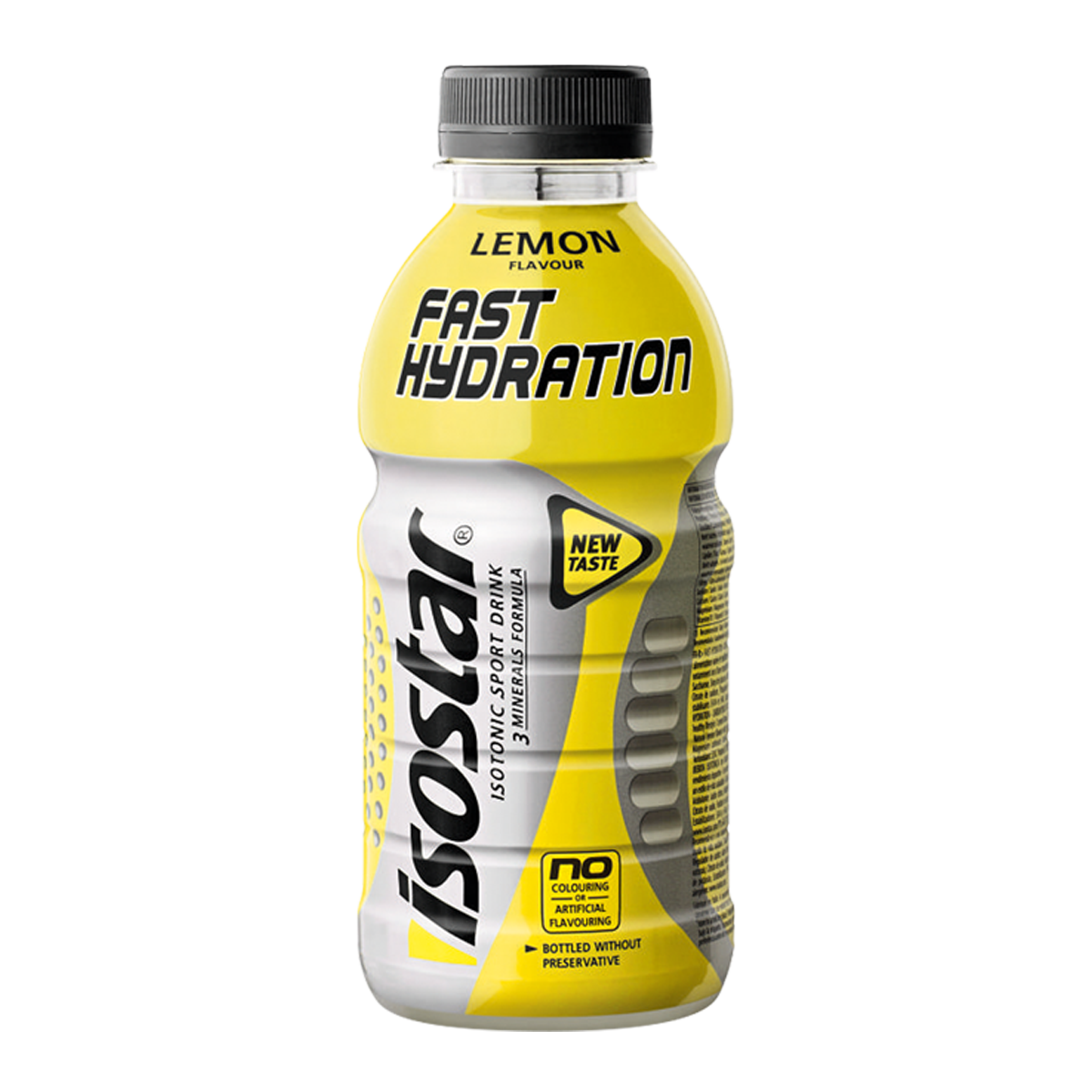 Isostar PET Lemon 500 ml