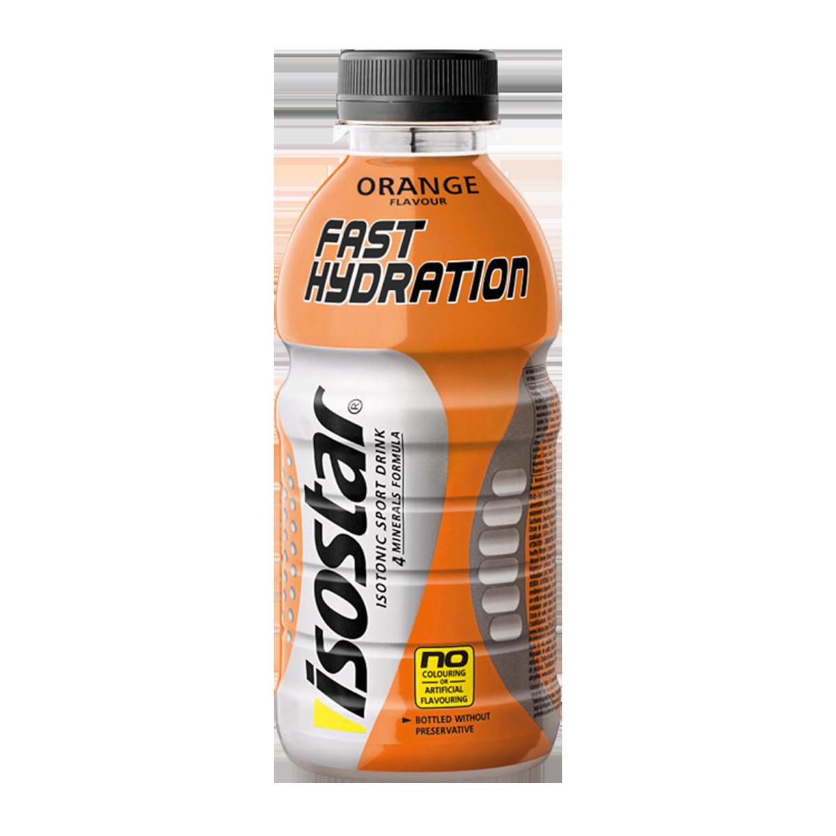Isostar PET Orange 500 ml