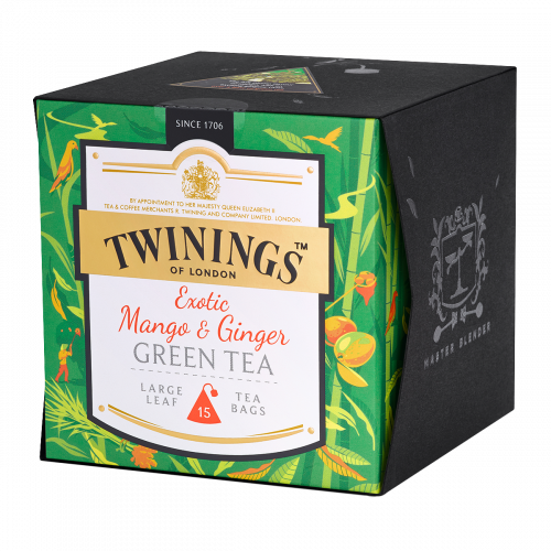 Twinings Mango & Ginger Green Tea