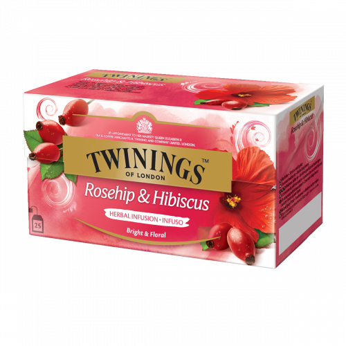 Twinings Cynorrhodon & Hibiscus