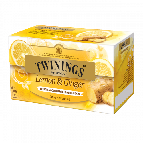 Twinings Citron & Gingembre
