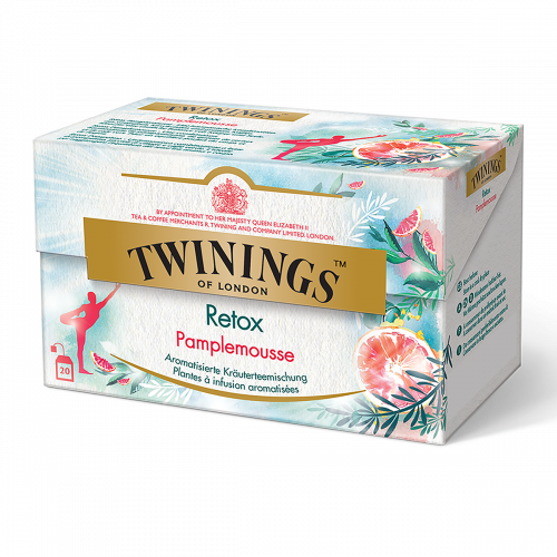 Twinings Retox Grapefruit