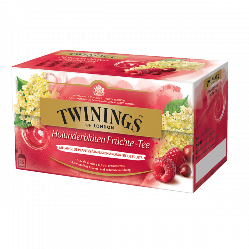 Twinings Infusion fruits et sureau