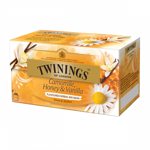 Twinings Camomille, Miel & Vanille