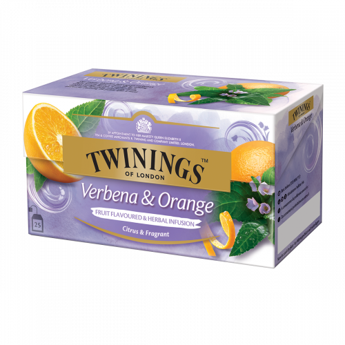 Twinings Eisenkraut & Orange
