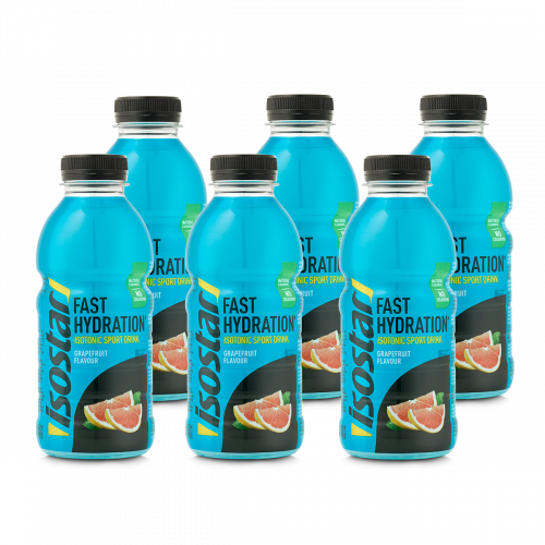 Isostar PET Grapefruit 6x