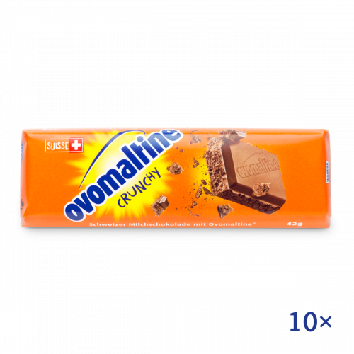 Ovomaltine chocolate mini 10x