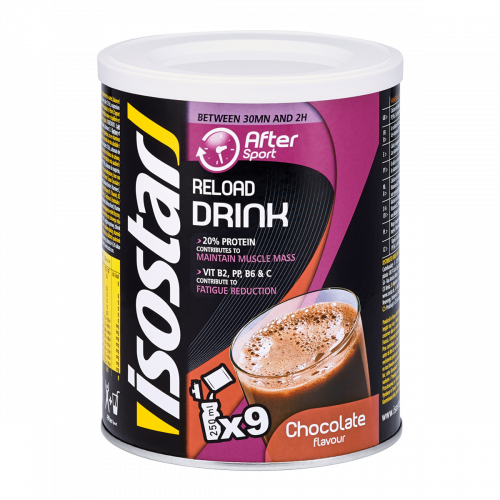 Isostar Reload Drink Chocolate