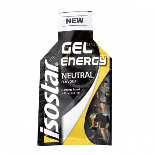 Isostar Energy Gel Neutral