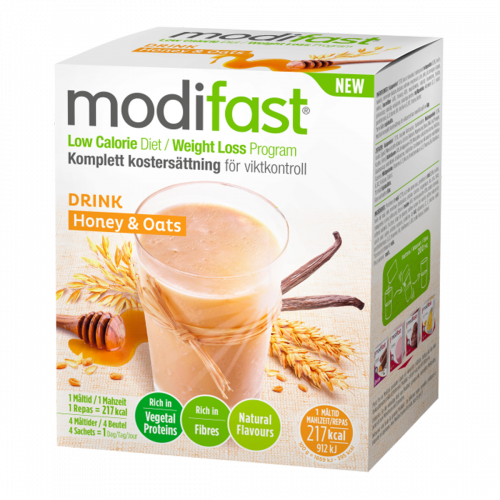 Modifast Natural Drink Oat & Honey