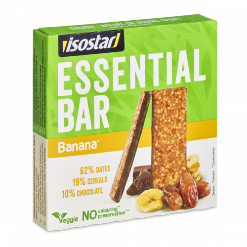 Isostar Essential Bar Banana