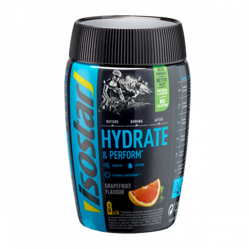 Isostar Hydrate&Perform Grapefruit