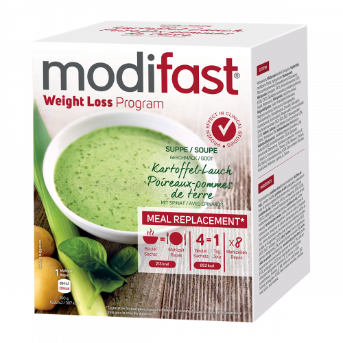 Modifast Suppe Kartoffel/Lauch