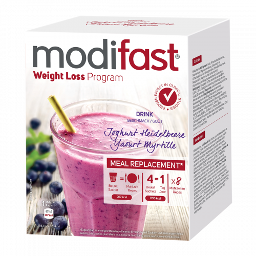 Modifast Drink Yogourt Myrtilles