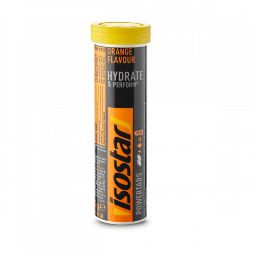 Isostar Powertabs Orange