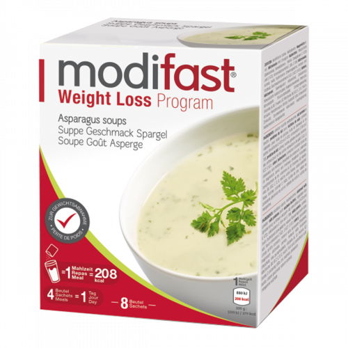Modifast Spargel Suppe