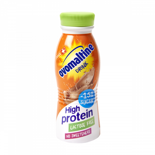 Ovomaltine High Protein Drink