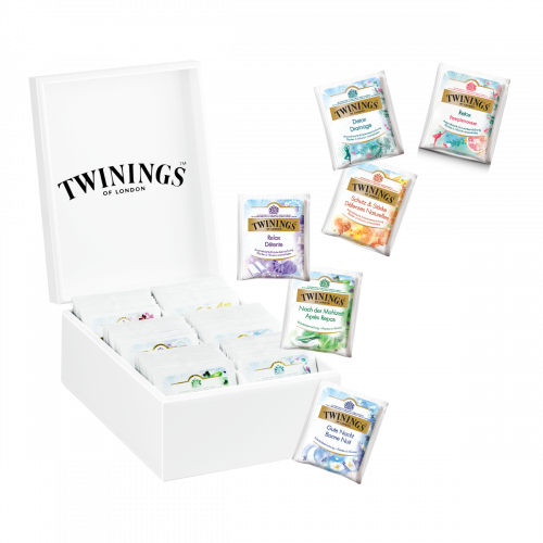 Twinings Coffret «Wellness»
