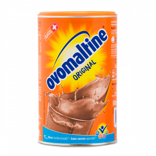 Ovomaltine Winter Edition