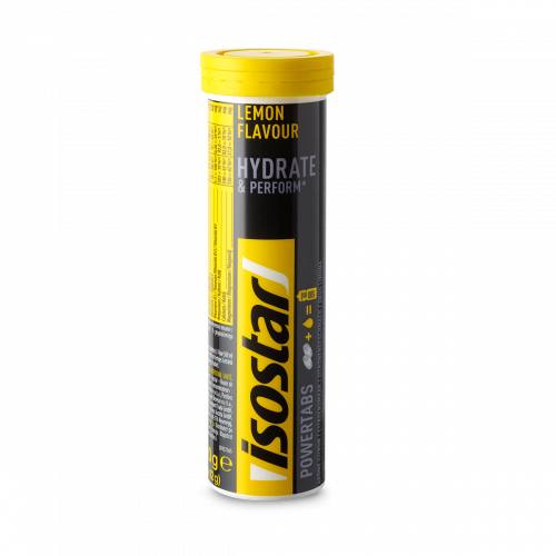 Isostar Powertabs Lemon