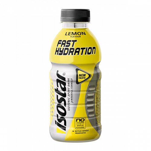 Isostar PET Lemon