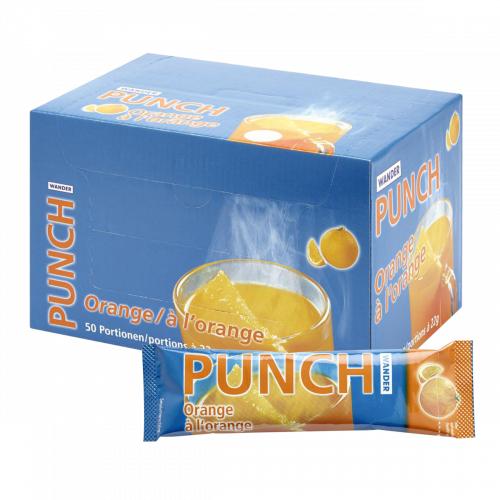 Wander Punch Orange