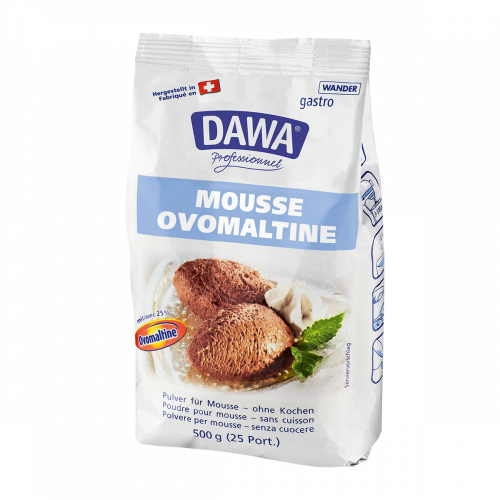 Dawa Mousse Ovomaltine