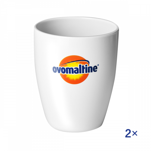 Ovomaltine Ornaminbecher