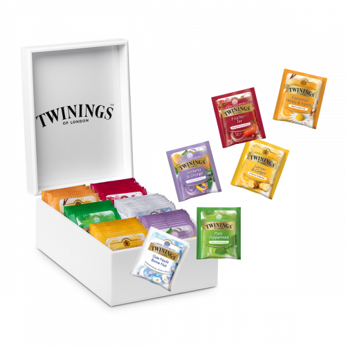 Twinings Coffret «fruits & plantes»