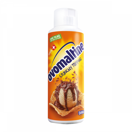 Ovomaltine crunchy Topping by Dawa