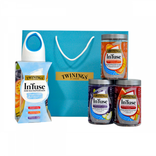 Twinings In'fuse Set