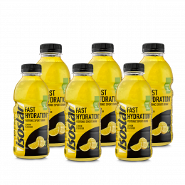 Isostar PET Lemon 6x