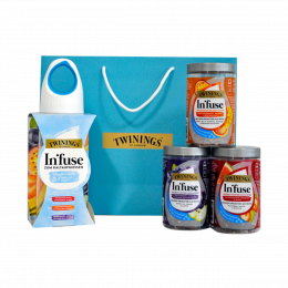 Twinings In'fuse Starter Kit