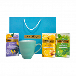 Twinings Set cadeau infusions aux herbes