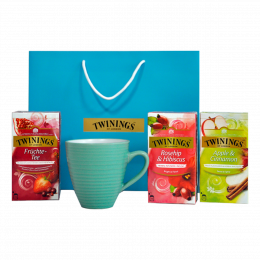 Twinings Set cadeau: Infusion aux fruits
